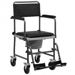 Chaise percée mobile TSU 4
