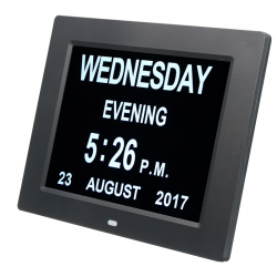 Horloge et calendrier...