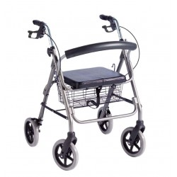 Rollator, location